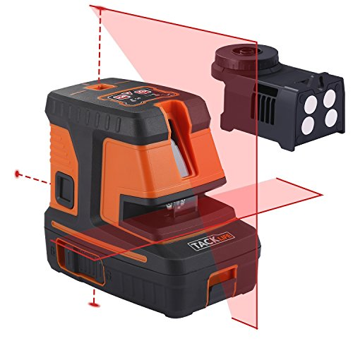 3-Point Alignment Laser Level Self Leveling Points