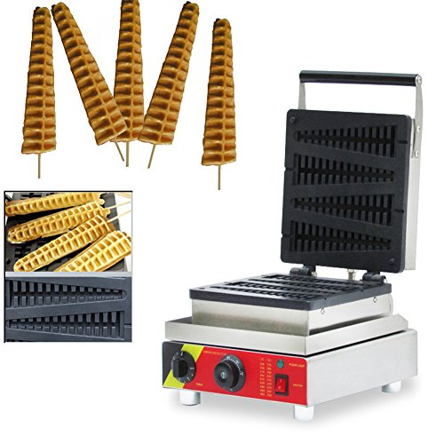 Adoner 1500W Lolly Waffle Maker