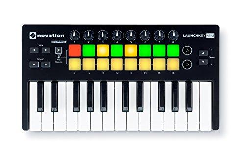 Novation Launchkey Mini 25-Note USB Keyboard Controller