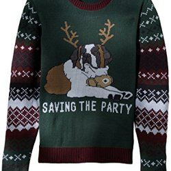 Ugly Christmas Sweater Company Men's