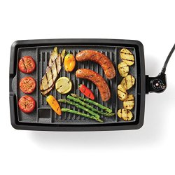 Starfrit The Rock(TM) (R) Indoor Smokeless Electric BBQ Grill