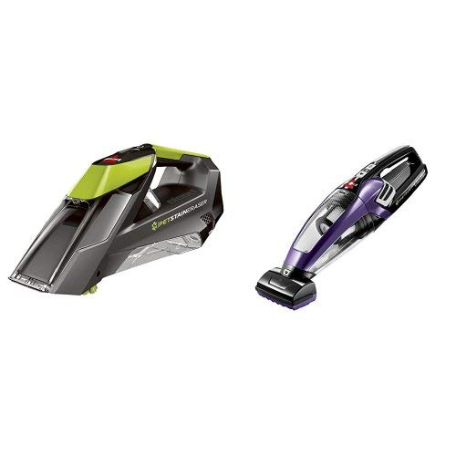 BISSELL Pet Stain and Pet Hair Eraser Cordless Bundle