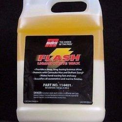 Malco Flash Liquid Paste Wax (1 Gallon)