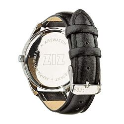 Black White It Doesn't Matter, I'm Always Late Watch Black White It Doesn't Matter, I'm Always Late Watch, Unisex Wrist Watch, Funny Wrist Watch, EVERY WATCH COMES IN A BEAUTIFUL GIFT BOX AND WITH AN ADDITIONAL BAND.