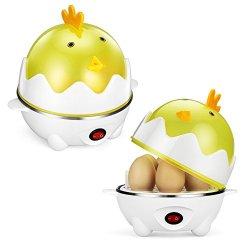 Yzakka Egg Cooker Electric Egg Poacher