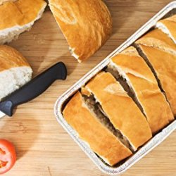 Disposable Loaf Pan - 30-Piece 2-LB Cooking Tins