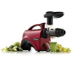 Omega Juicer Juice Extractor and Nutrition Center