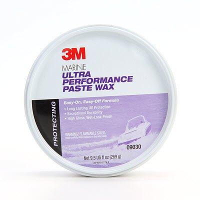 3M 3 X Marine Ultra Performance Paste Wax