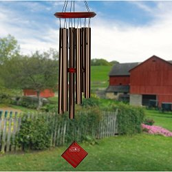 Woodstock Chimes of Pluto, Bronze- Encore Collection