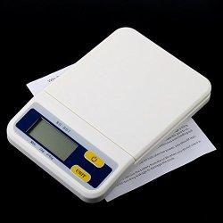 2Kg x 0.1g Multifunction Digital Electronic Diet Food