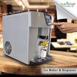 NutriChef Maker Upgraded Countertop Machine