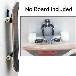 YYST Skateboard Wall Hanger Wall Storage Clip
