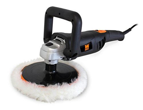 WEN10 Amp Variable Speed Polisher with Digital Readout, 7""