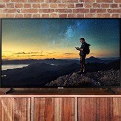 "Samsung Electronics 4K Smart LED TV (2018), 50"""