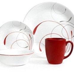 Corelle Livingware 32-Piece Dinnerware Set