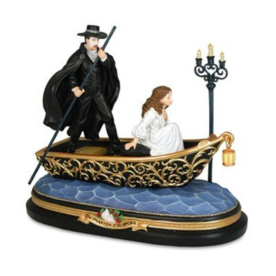 Phantom of the Opera - Journey to the Lair - Musical Figurine