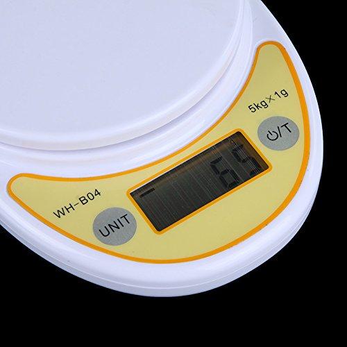 5kg/ 1g 5000g Portable LCD Digital Electronic