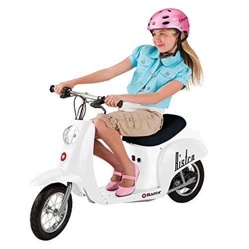Razor Pocket Mod Miniature Euro 24V 250W Electric Retro Kids Scooter