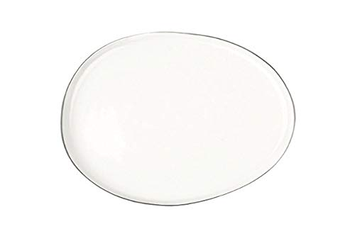 Canvas Home Abbesses Porcelain Serving Platter