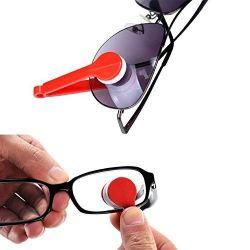 Onwon 5 Pcs Mini Sun Glasses Eyeglass Microfiber