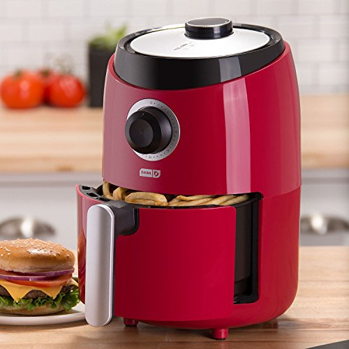 Dash Compact Air Fryer - Red