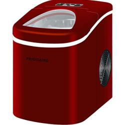Frigidaire -RED Compact Ice Maker (Red), 14.9inx14.8inx11.2in