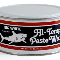 Finish Kare BWM-1000 Hi-Temp Paste Wax, 15 oz - 3 Pack