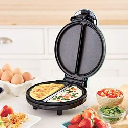 """Dash 8"""" Express Omelette Maker: Perfect for Eggs"""