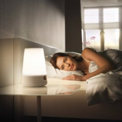 Philips Wake-up Light, White