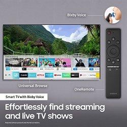 "Samsung Curved 55"" 4K UHD 8 Series Smart LED TV (2018)"