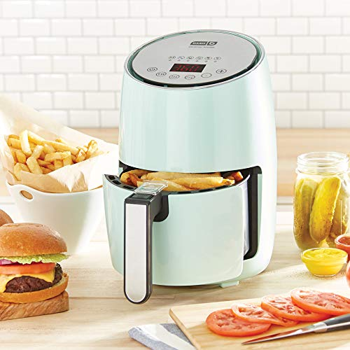 DASH Compact Electric Air Fryer + Oven Cooker