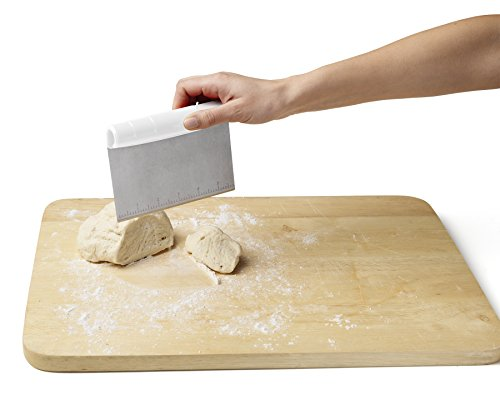 Chef'n Pastrio 3-in-1 Bench Scraper Set