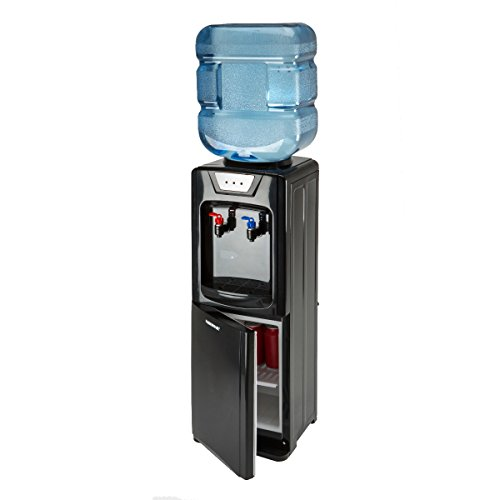 Farberware Freestanding Hot and Cold Water Cooler Dispenser