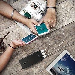Portable Charger RAVPower 22000mAh External Battery