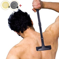 Back Hair Shaver & Razor, Evantek Body Grooming Kit