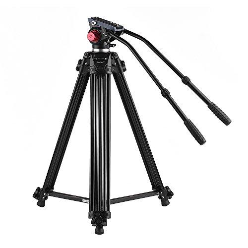 Heavy Duty Tripod,Andoer180cm/70inch Professional