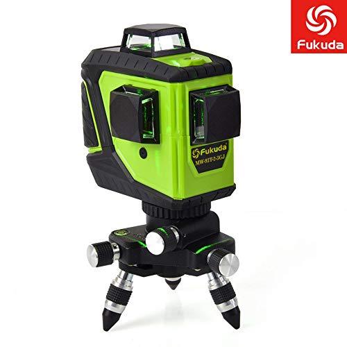 3D Green Laser Level Self Leveling 360 Degree
