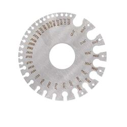 Dtacke stainless steel Standard Round Dual-Sided