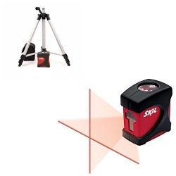 SKIL Self-Leveling Cross Line Laser