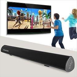 Wohome Soundbar, TV Sound Bar Wireless Bluetooth