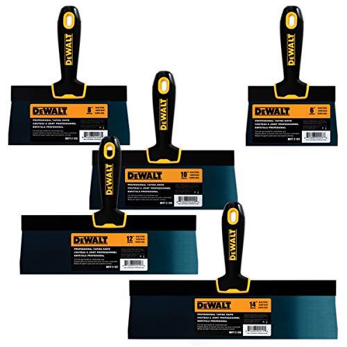 DEWALT Blue Steel Taping Knife 4-Pack