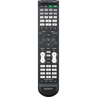 Sony Universal Remote Control (Black)
