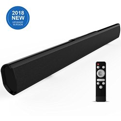 Sound Bar(Upgraded), Meidong 2.1 Channel Soundbars