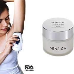 Sensica's Hair Removal Set - Sensilight Mini 100