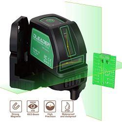 DLEADER Self-Leveling 360° Laser Level