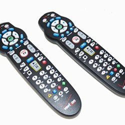 Set of TWO Verizon FiOS TV Replacement Remote Controls