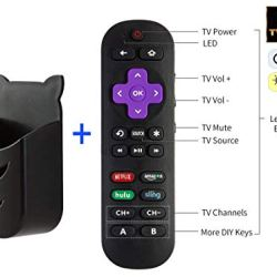 Universal Remote Control for Roku Player