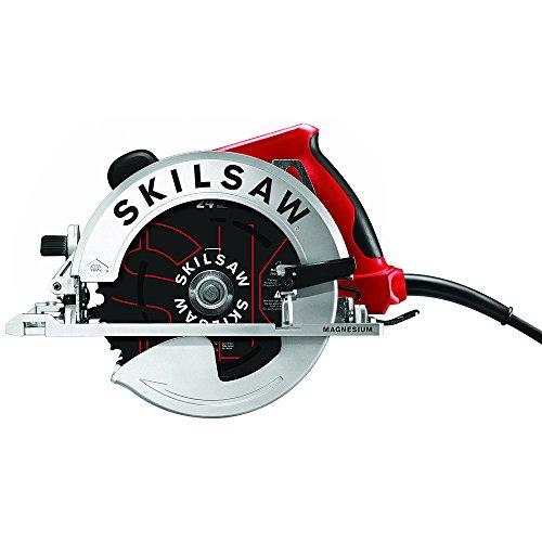 SKILSAW SOUTHPAW 15 Amp 7-1/4 In. Magnesium Left Blade Sidewinder Circular Saw