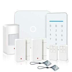 LarmTek WiFi Alarm System with Alarm Host