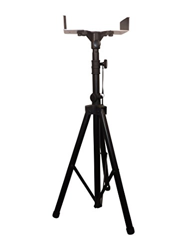 Heavy Duty Universal Tripod for Work Lights Cameras Phones Signs